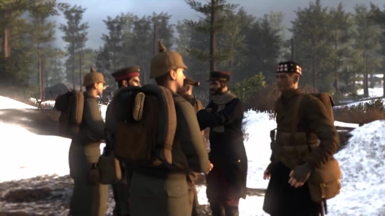 Christmas truce 1914. join list: VidyaGames (376 subs)Mention History join list:. What is kind of sad is that later the leadership of both sides had several of the soldiers executed for treason for participating in the unsanctioned Christmas