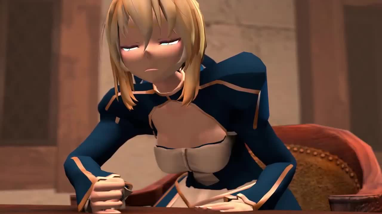 Saber Talking With Merlin. join list: SmolHol (1445 subs)Mention History join list:. This might be useful.
