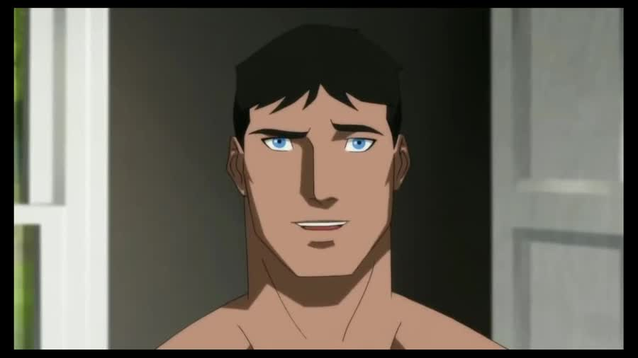 "...Oh. Young Justice s3.. ""Shouldn't you meet up with dick?"" ""You're meeting him right now ( ͡° ͜ʖ ͡°)"""