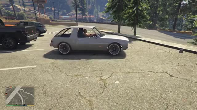 GTA V was pretty realistic, all things considered. .. Woman driver joke goes here