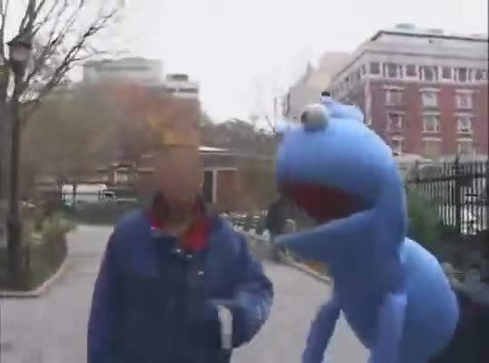 For The Children. Source is from Wonder Showzen.. Anybody know the song playing in the background?