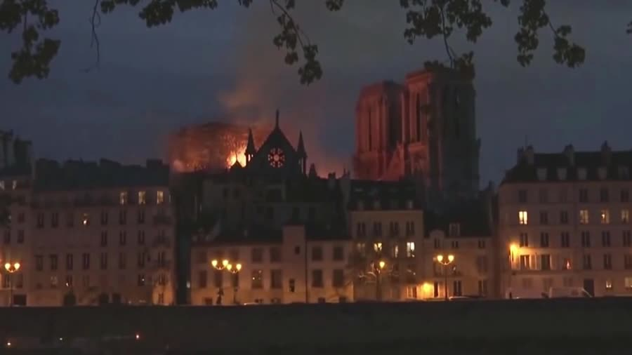 """Hellfire of Notre-Dame. """"Let 'her' taste the fires of hell!"""" --- Well, you'd probably have to be living six feet under to not learn about the fires th"""
