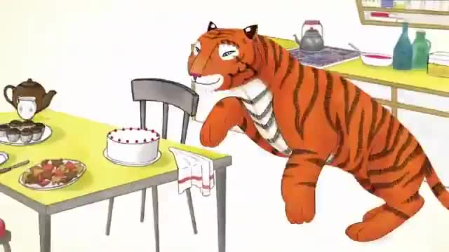 tiger. join list: Cartoonsandlolis (1697 subs)Mention History.. Why does the tiger have ' me' eyes?Comment edited at .