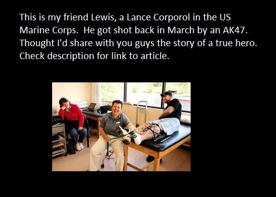 "A True American Hero. <a href=""http://fredericksburg.com/News/FLS/2010/042010/04292010/544158"" target=_blank>fredericksburg.com/News/FLS/2010/04"