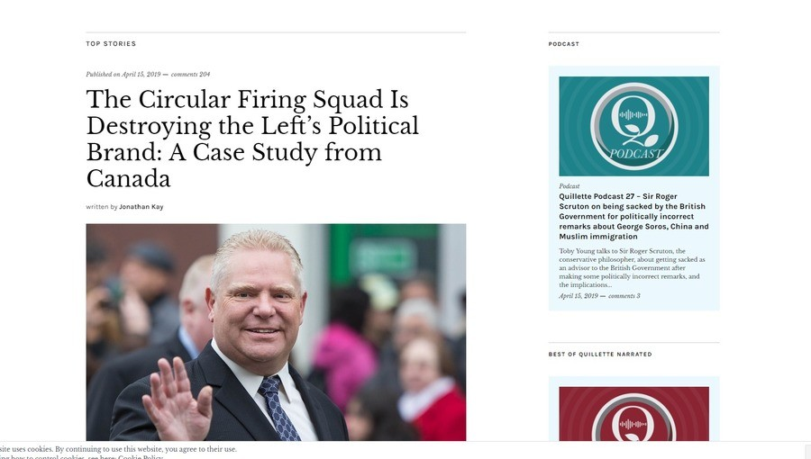 acceptable worried reminiscent Hummingbird. https://quillette.com/2019/04/15/how-progressive-infighting-is-destroying-the-lefts-political-brand-a-canadian-case-