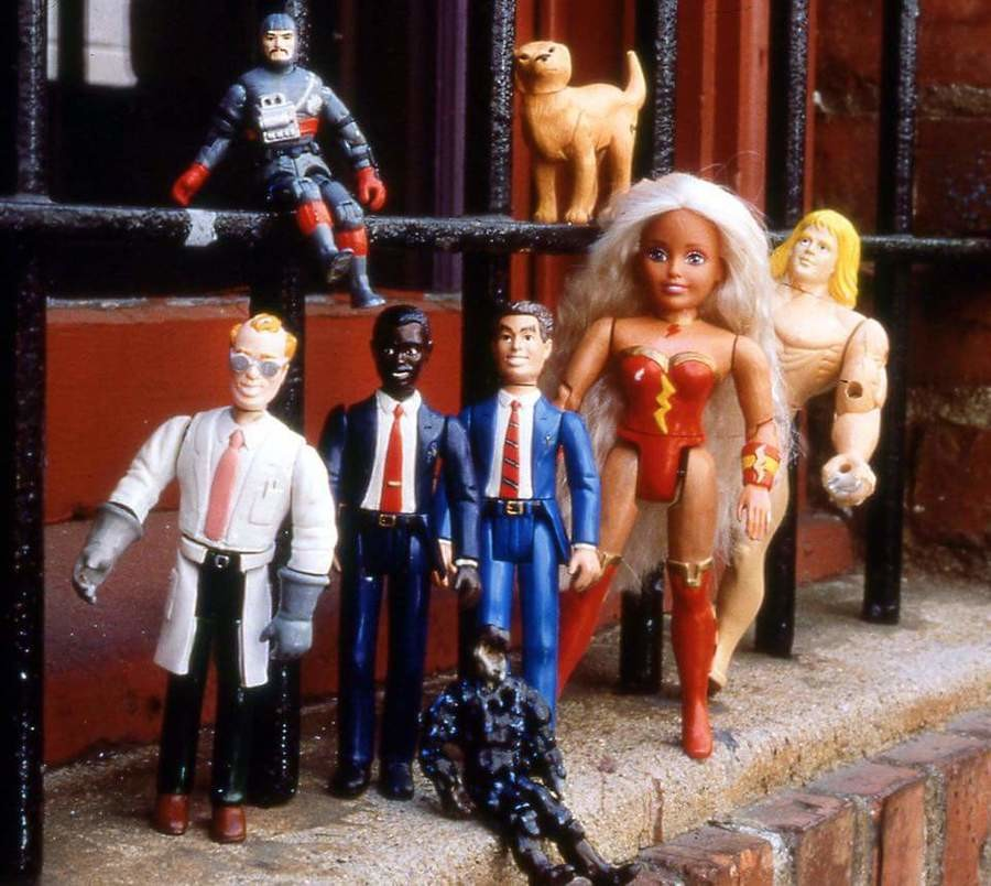 Action League.. .. MELTMAN! With the power to.... MELT!