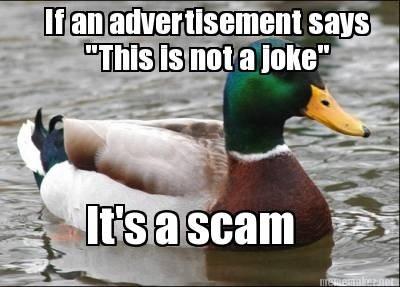 Actual advice mallard. OC I just made on mememaker.