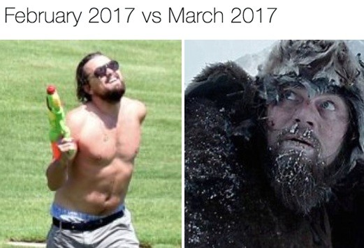 Actual Cancer 17. 1 2 3 4 5 6 7 8 9 10 11 12 13 14 15 16 17 18 19 20 21 22. February 2017 VS March 2017. Damn you! My dick's already sore from fapping so much today