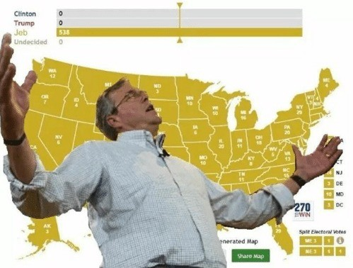 ACTUAL RESULTS (UNFILTERED BY MEDIA). .. Slow and steady boys!