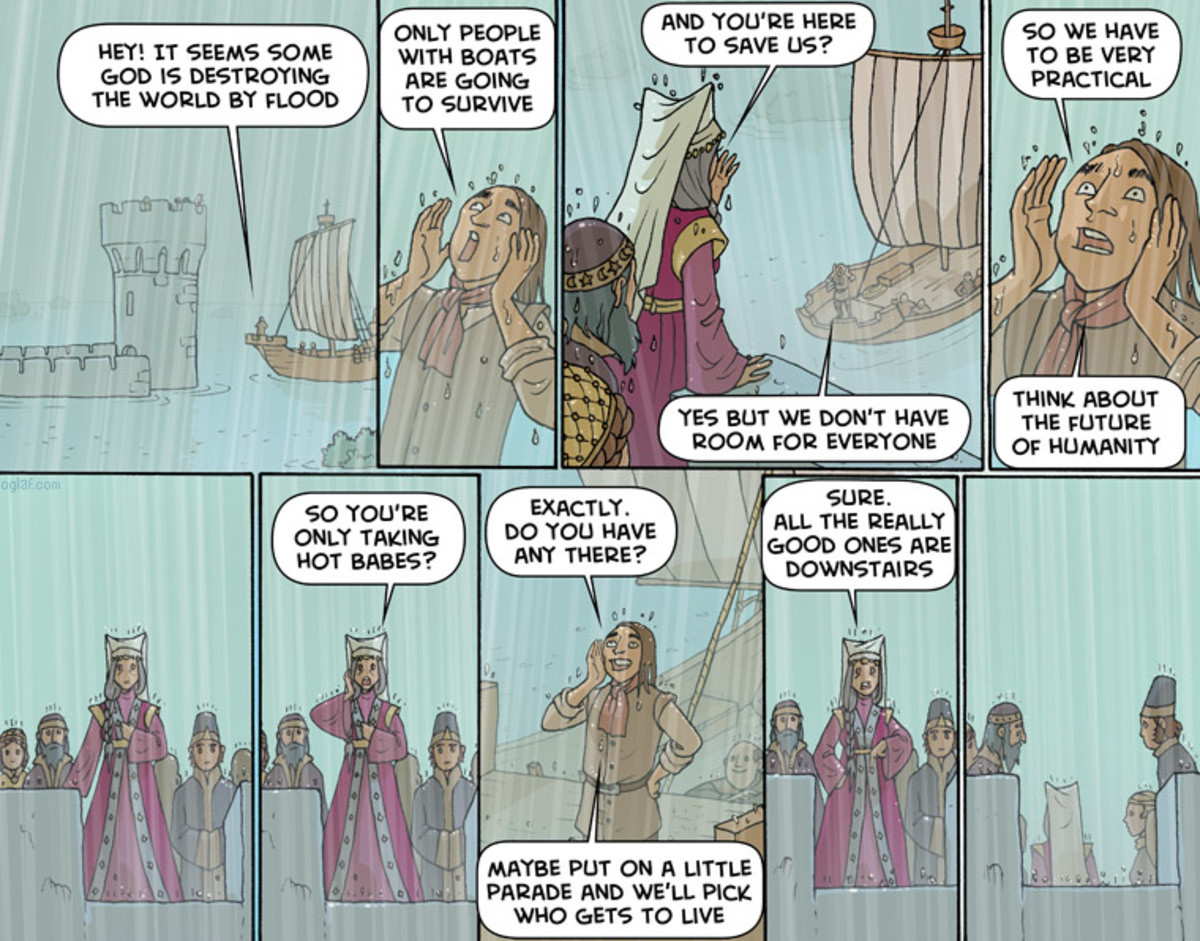 actually sedate imported Whale. join list: OglaffComics (648 subs)Mention History.. Knowing Oglaf, that bear is gonna Mr. Beekeeper's brains out.