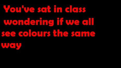 Admit it 3. Admit it 2: pictures/3002136/Admit/ Admit it: pictures/3000038/Admit/. You' sell: in class wondering if we all we colours the same way. This is stupid. We can all clearly see that the text is blue.