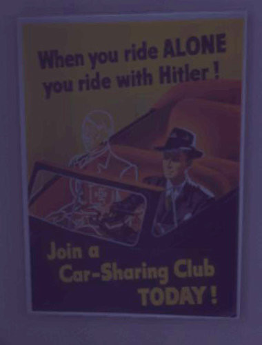 Advertisement in Mafia 2. .. I think it's actually a real ww2 poster and they probably added it for realism
