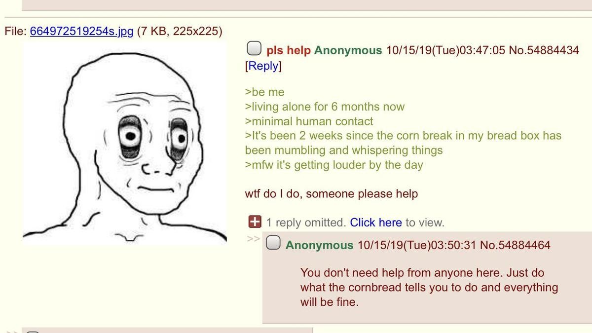 Anon goes Insane. .. A perfect roll someone would roll in future
