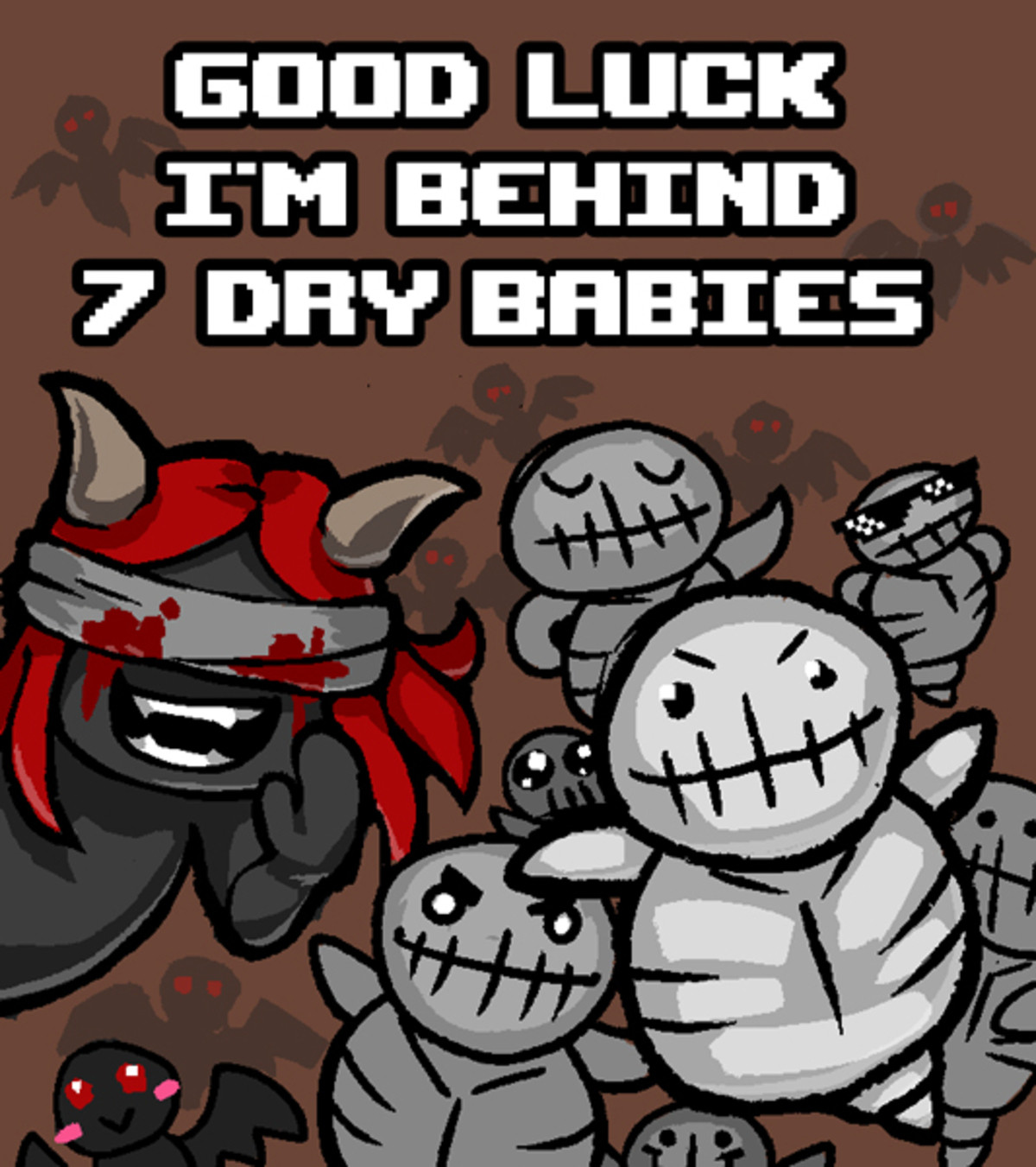 Anyone else excited for the last Isaac expansion? (spoiler). Buffer image... I'm so glad I bought AB+ even though practically everybody I know told me not to.