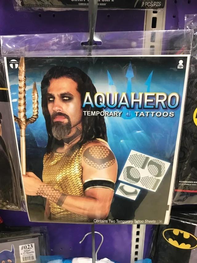Aqua hero drowned in infinity war. .