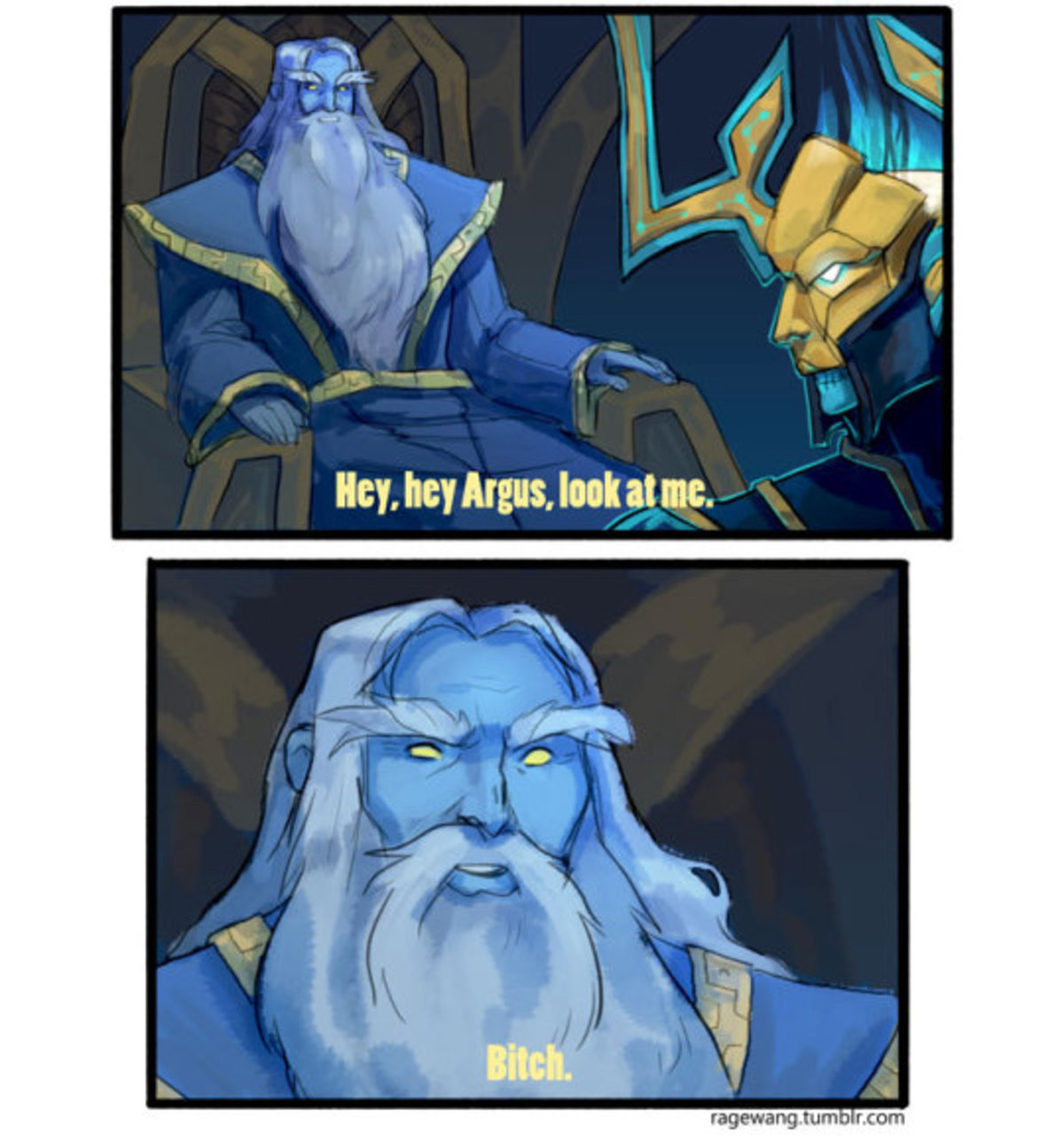 Argus. .. So thats why he killed us