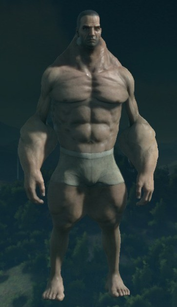 Ark SE Character Creation in a nutshell. .. Too bad this game is complete or I'd be using this creator all day