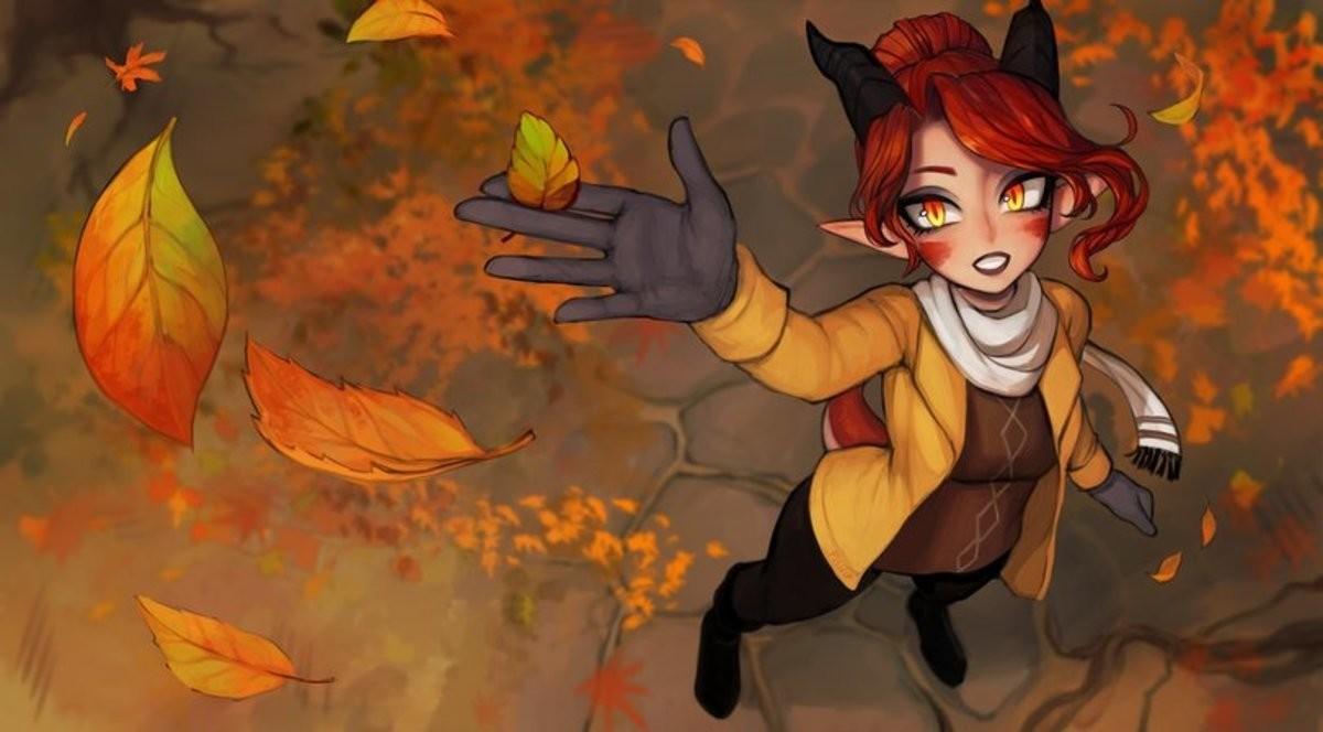autumn. .. who dis