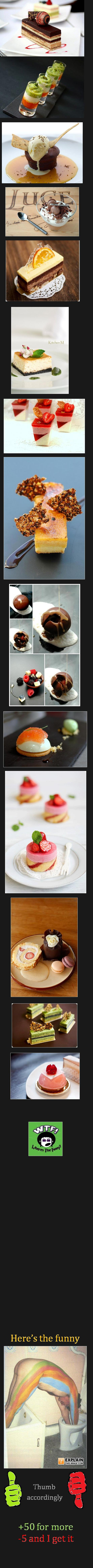 Awesome desserts. Deds to Mkitchen First ever post. go easy pwease new post: . for more. part 2 w