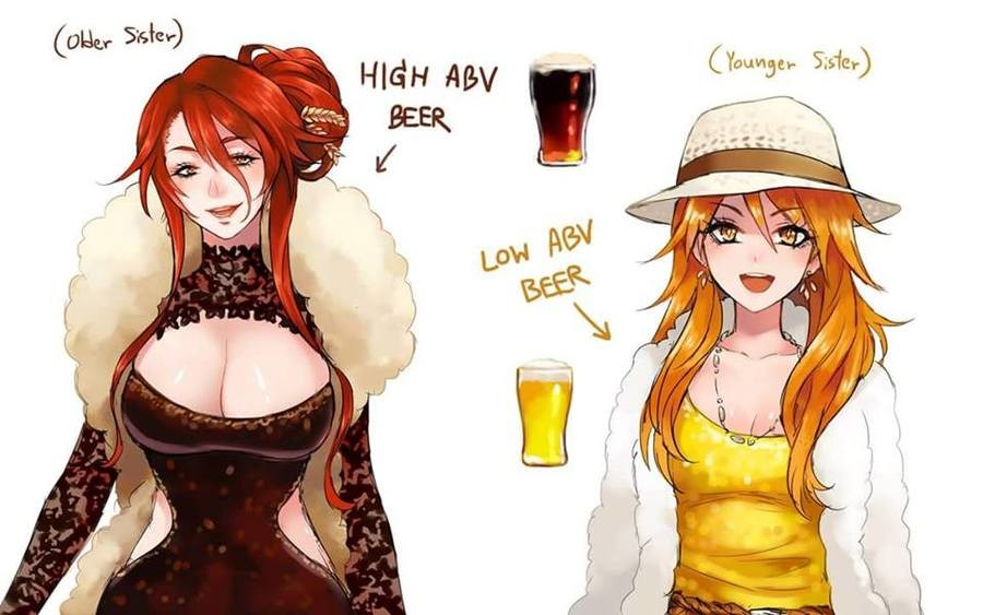 Beer Chan. .. Yeah, beer-chan is fine, but she doesn't really pack that emotionalpunch that I'm willing to put myself in the hospital over...