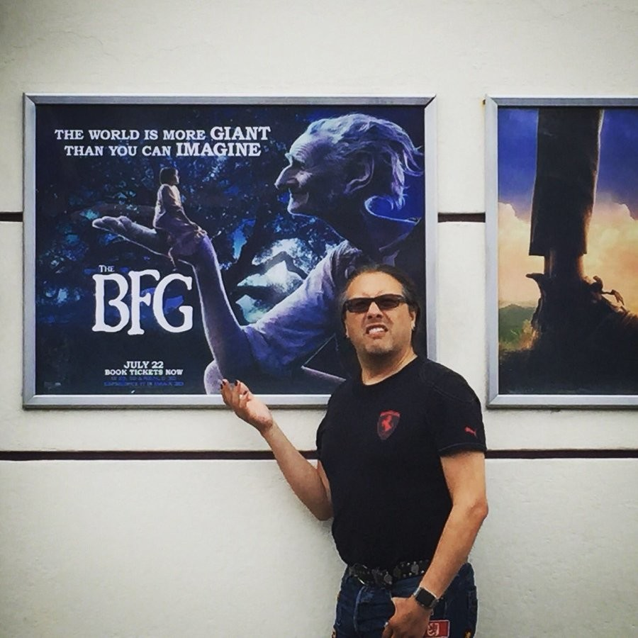 Big Friend Giant Gun. SEE YOU IN COURT ! for those who don't know,that is John Romero the original creator of DOOM!. THE WORLD IS MORE GIANT THAN You can [. Jesus, the BFG was written in 1982! I doubt that Romero is going to go anywhere near a court.