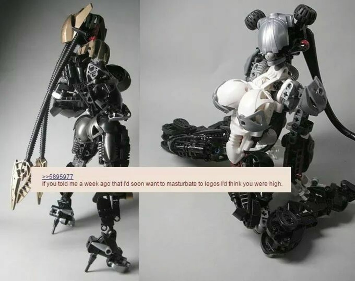 Bionicles Be Like. .. Extra B R I C C