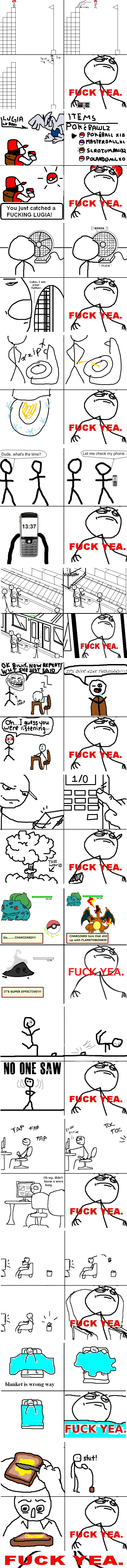 "Yea Collection. A collection of yea comics. Most of them can be found here: <a href=""http://knowyourmeme.com/memes/f-ck-yea"" target=_blank>knowy"