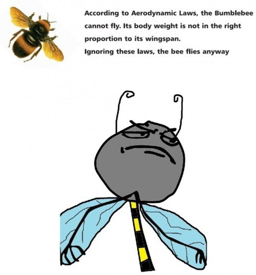 Yea Bees. . According to Laws, the fly. its might is nut in the right to its wingspan. lg. -naming than laws, tin bin anyway. Disregard Physics, Acquire Flight