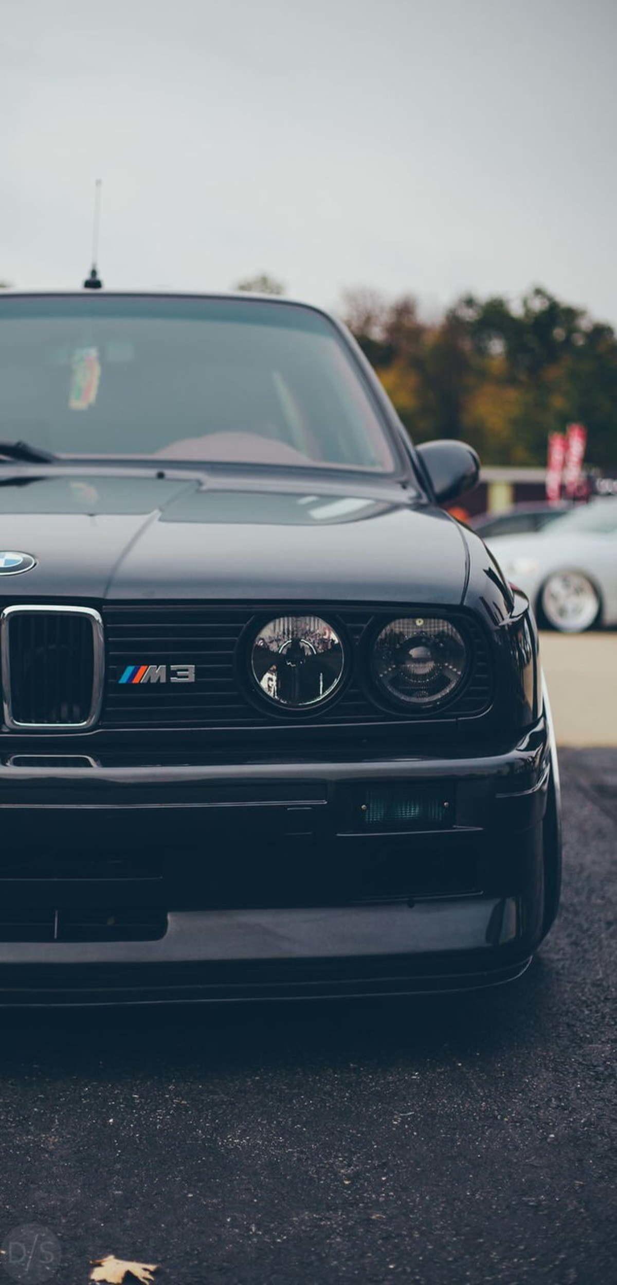BMW E30 M3. .. I drive an F87 M2c, I likes bimmers