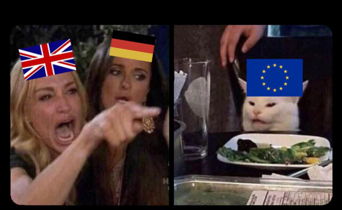 Brexit summarized. .. Love this format, sucks it's not more popular