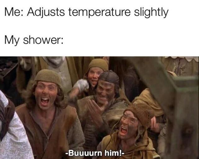 BURN IN HELL. .