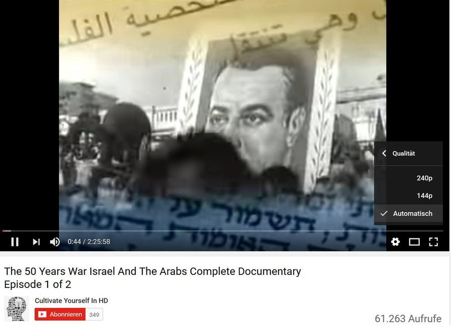 Channel name win. . s,/''' Automatised The 50 Years War Israel And The Arabs Complete ' Cultivate 'yourself In HE} Mt 61. 263. AHA i see FJ is infested with dutchmen!
