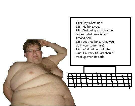 fat girl chat room