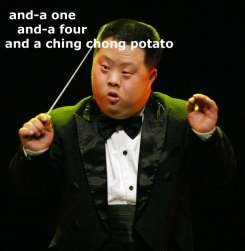 Ching Chong Potato. I loled hard. andia um: andia four and a thing. This really didn't get the attention it deserved. It's a shame...