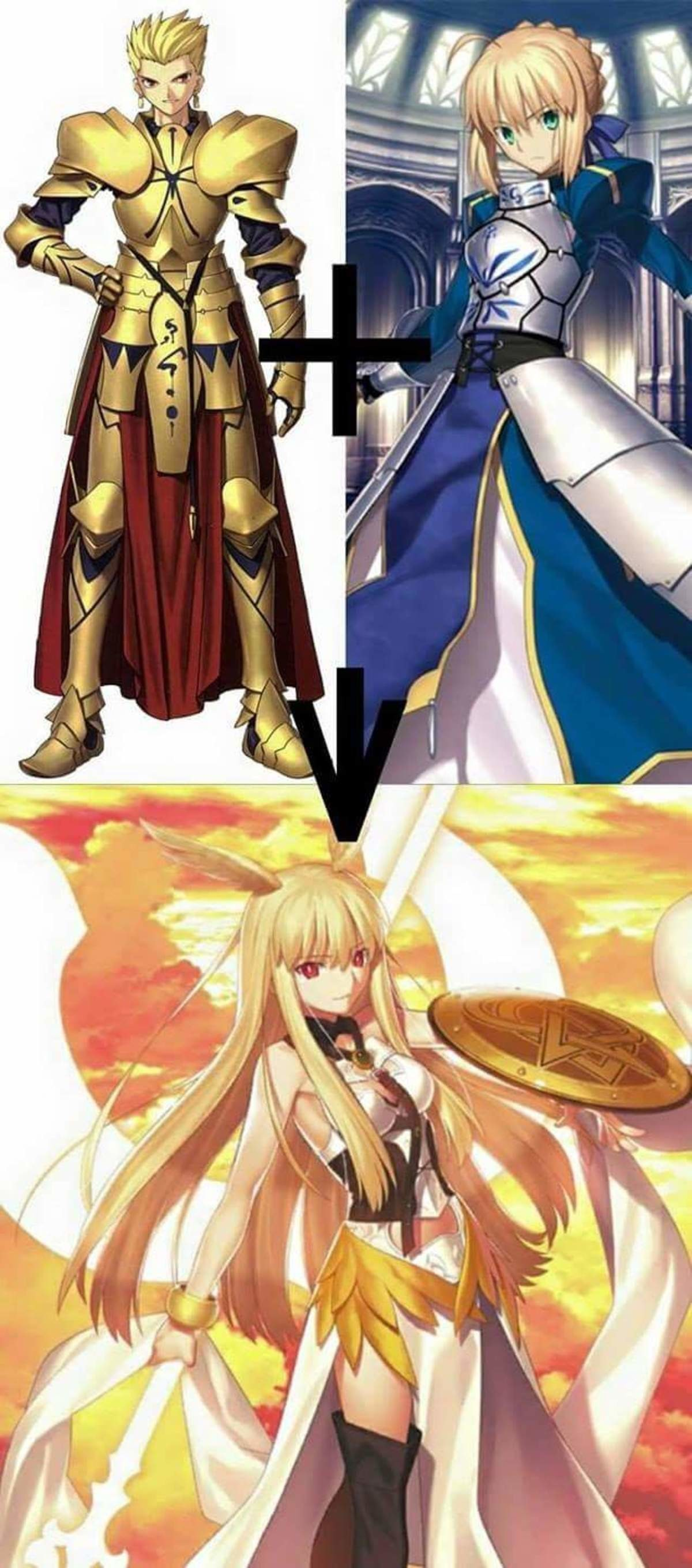 Could Gill Actually Got Saber?. join list: SmolHol (1445 subs)Mention History.. I just started watching season 2 of UBW recently Why does Gilgamesh still have his powers? I thought he became a regular human after the events of Fate Zero?