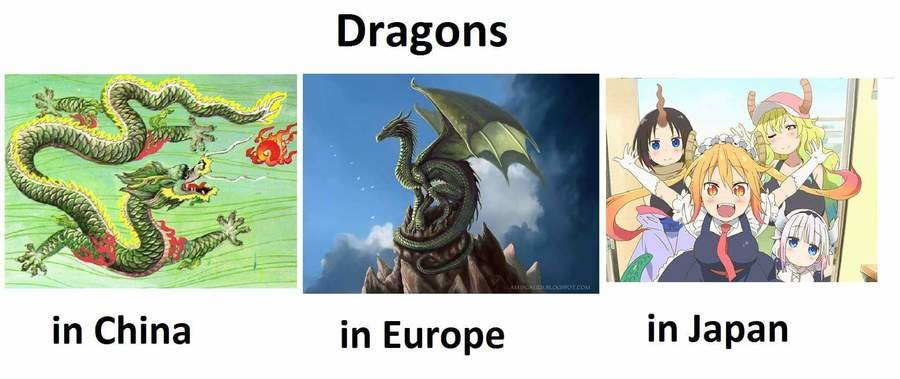 D For Dragons. Still waiting for elma.... Dragons in China in Europe in Japan. in dark souls.