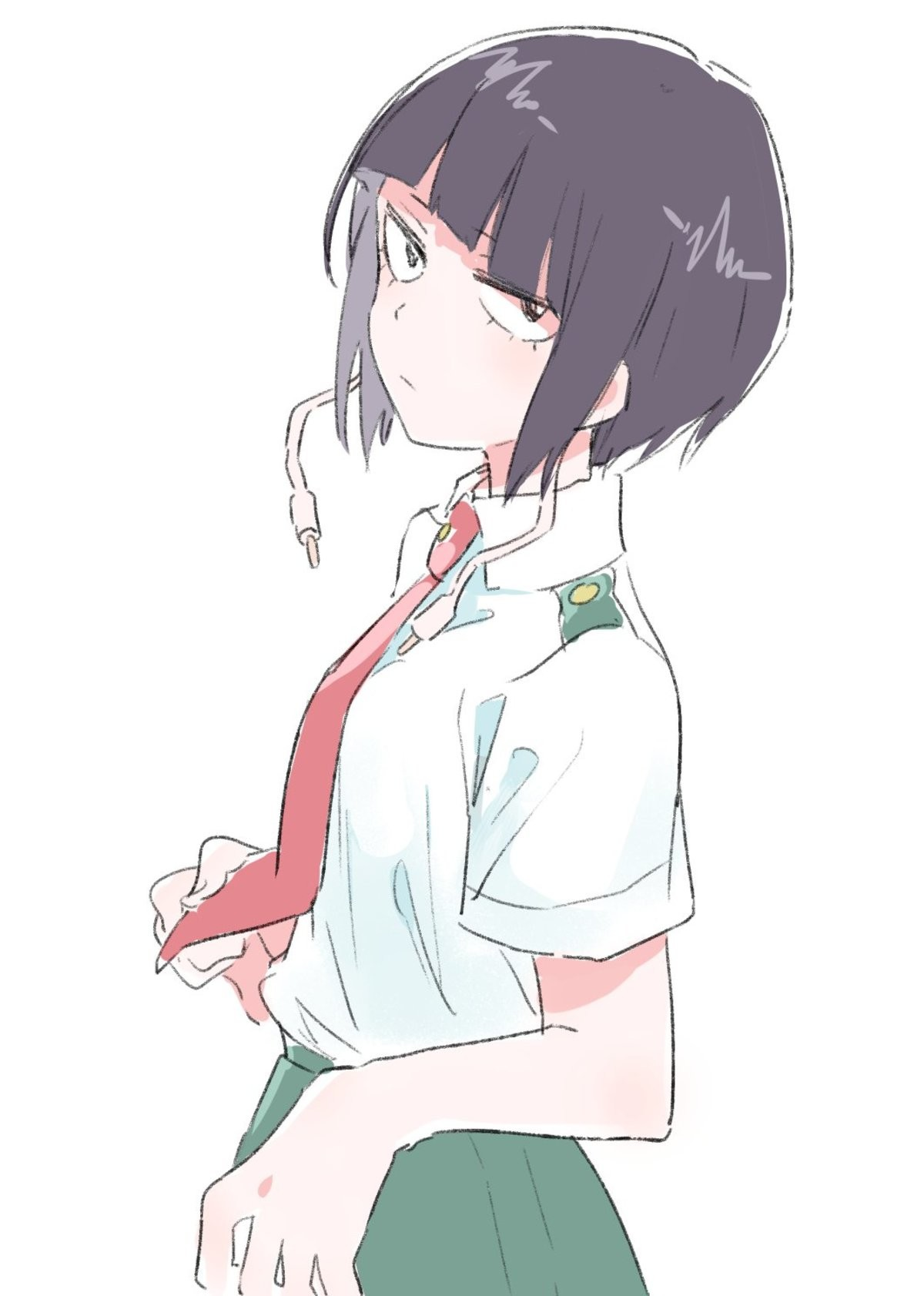 Daily Jirou #81. join list: DailyJiro (121 subs)Mention Clicks: 7021Msgs Sent: 9039Mention History.. Simple clean drawings like these are my favourites