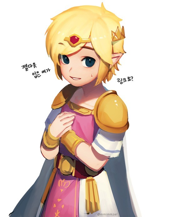 Daily Zelda - 200. join list: DailyZelda (330 subs)Mention History Source: .. Ah yes, the Princess who is totally not Zelda.