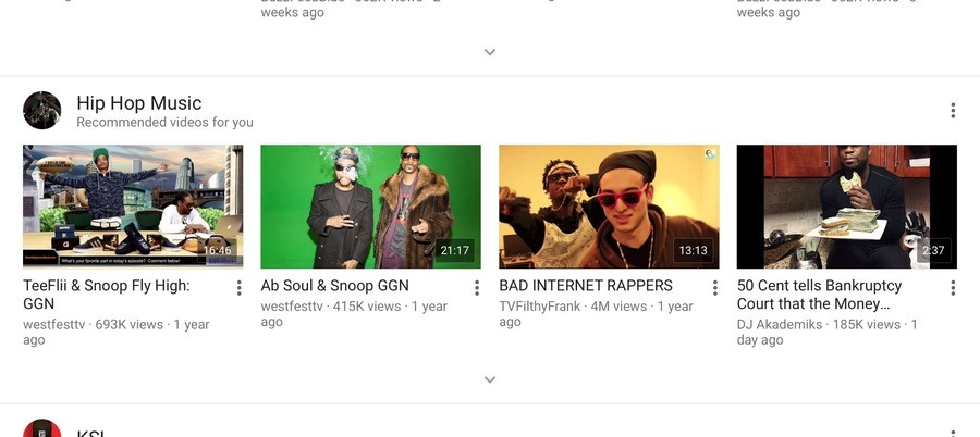 Dank Hip Hop. . weeks age weeks ago Hip Hop Music Recommended videos for you BAD INTERNET RAPPERS 50 Cent tells Bankruptcy a Snoop Fly High: Ab Soul 3. Snoop GE