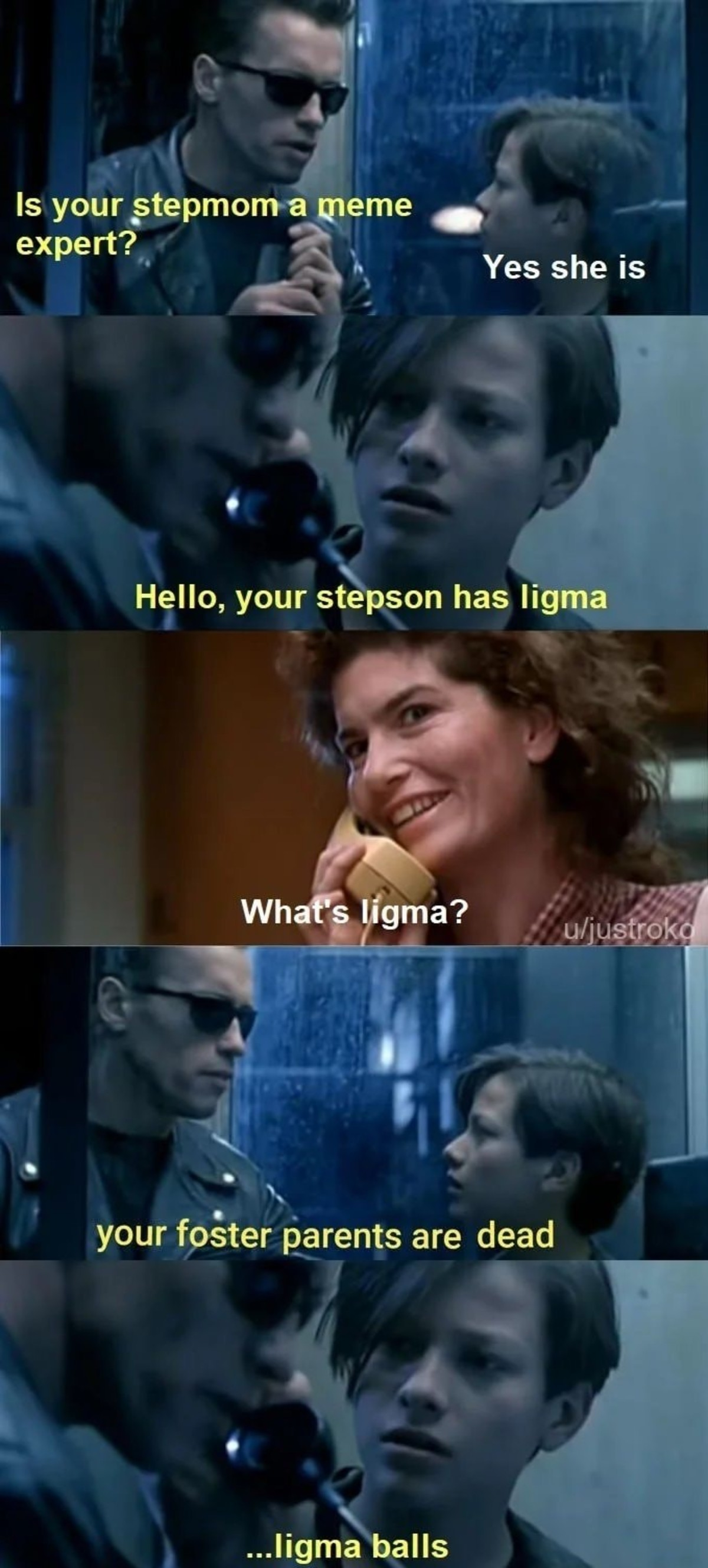 Dead. .. >ligma is Meme Expert status They're just giving away certificates at this point.