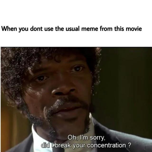 did I. .