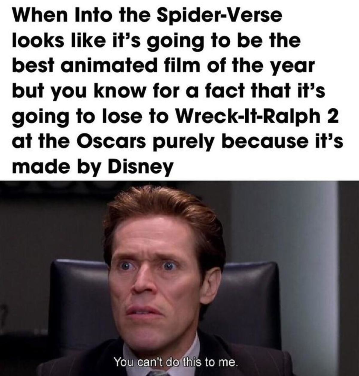 Disney. join list: Edderkoppen (53 subs)Mention Clicks: 836Msgs Sent: 2139Mention History.. spiderverse gave me epilepsy but it was worth it, saw it twice