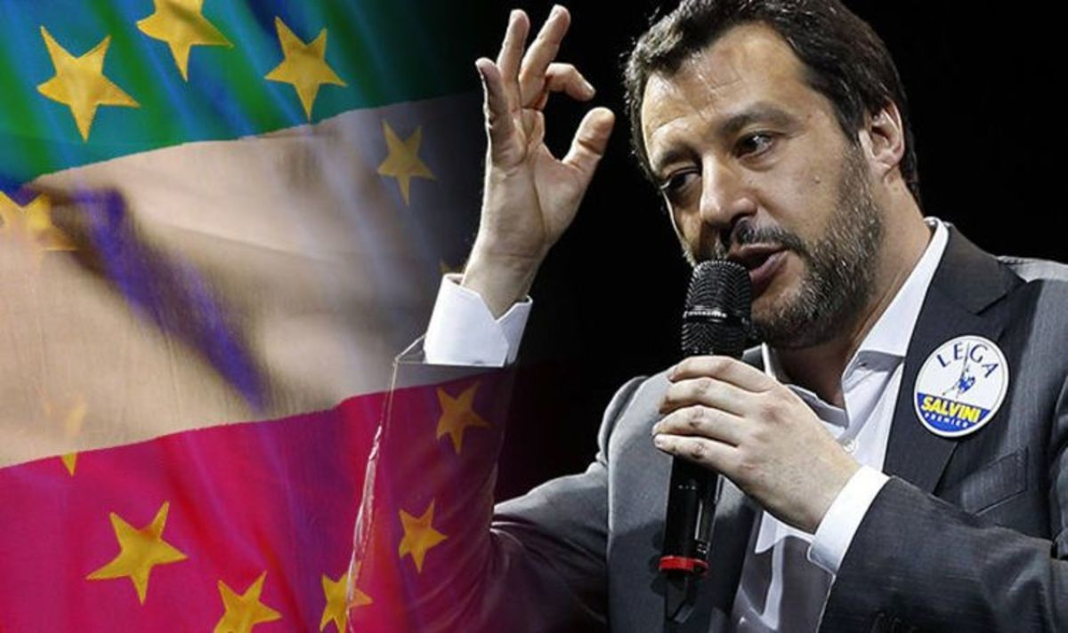 Election fever, Putin's missile and Bitcoin's homicide. Italian election: Eurosceptic candidate warns Brussels of Italexit ------- European politics