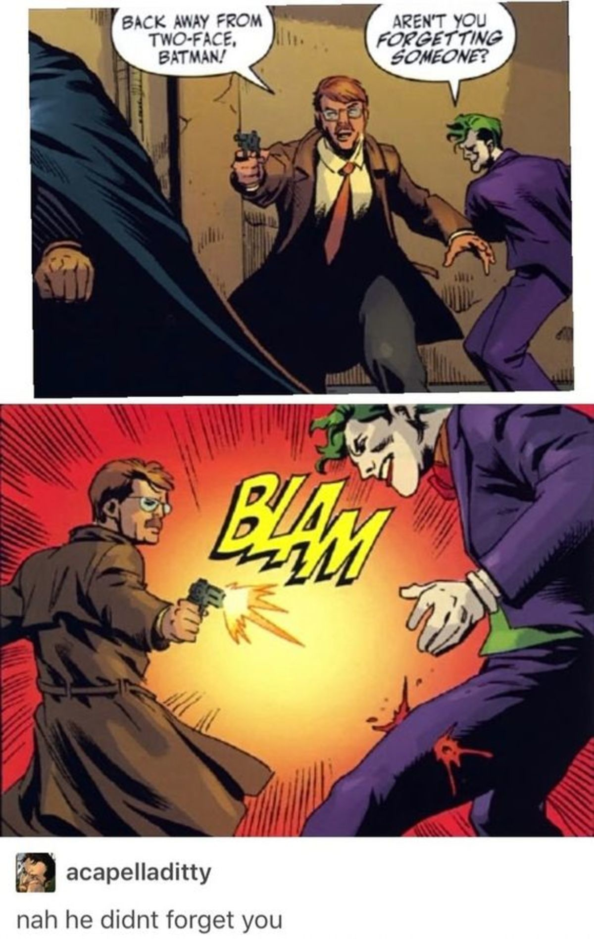 Don't Mess With Gordon. .. Supes did it better.