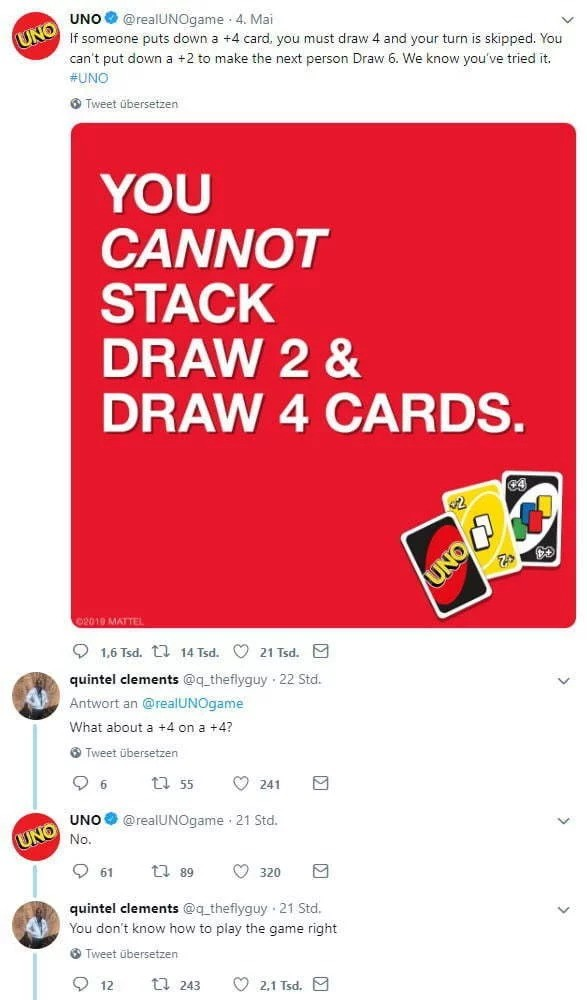 """Draw 4"". >Have a great day!.. 4 on 4 is okay, 2 on 2 is okay but not 2 on 4 or 4 on 2"