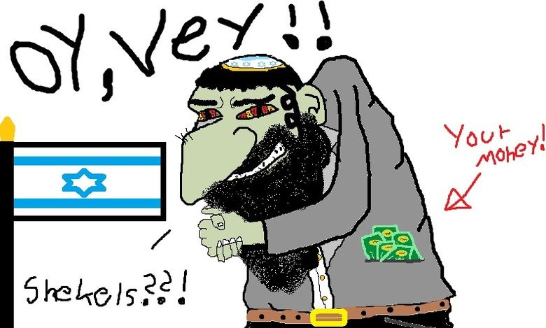 Eli Shekelberg. This is Eli Shekelberg, hes VERY happy! cause hes just sold you the lie of Multiculturalism!.