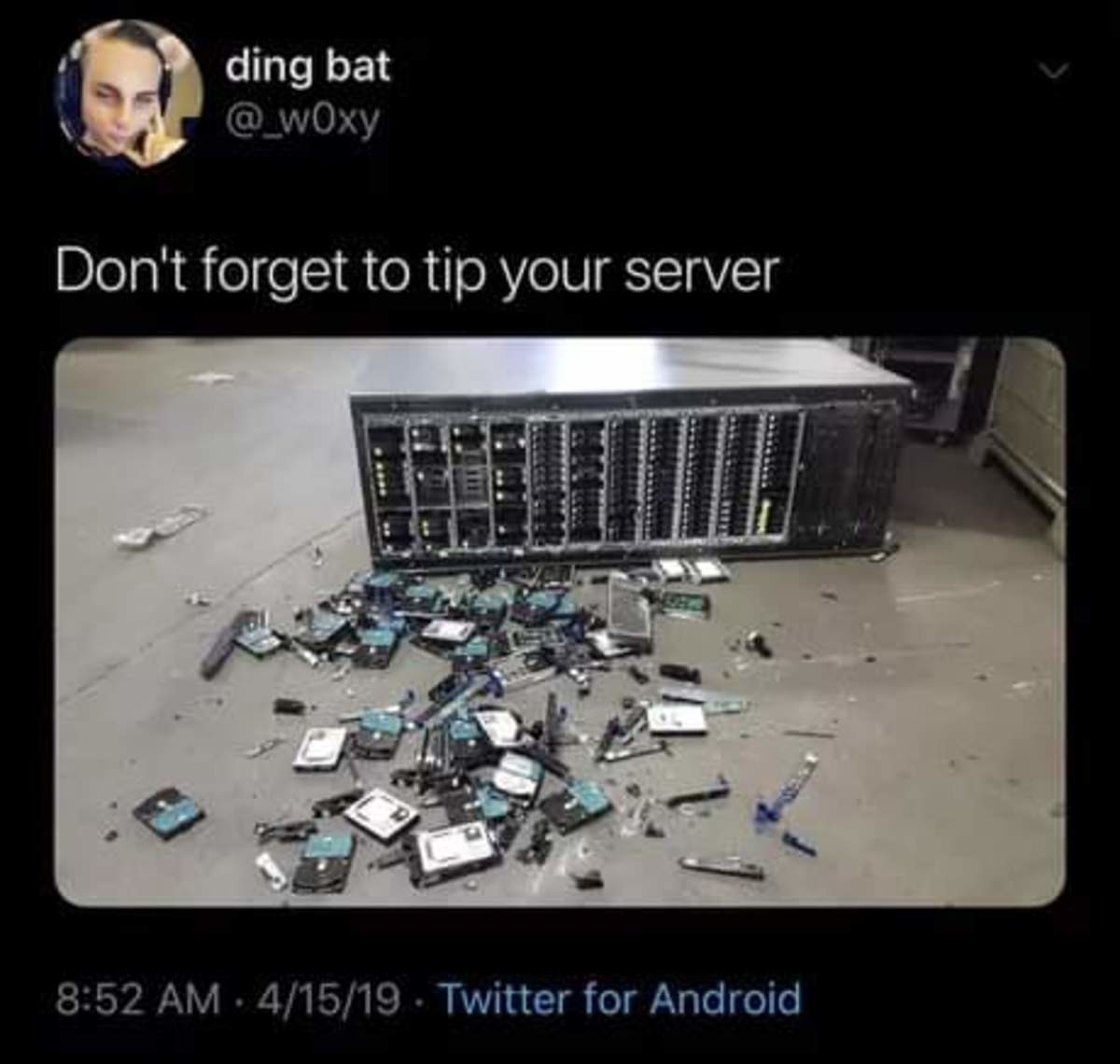 error 502. .. So if you have your own server, what can you do with it? Is it if you want your don't website?