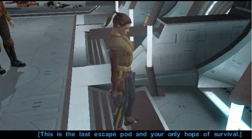 escape pod. . 2. 2. Core Game Design CASEY HUDSON DREW KARPYSHYN JAMES DELEN PRESTON DEREK WA