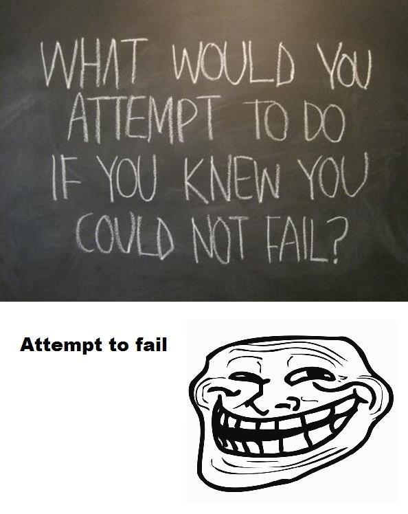 Failure. .