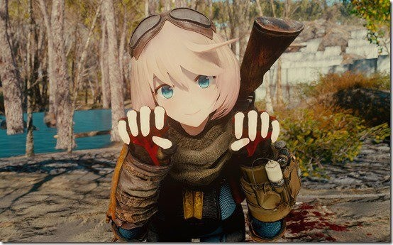 Fallout 4 anime mod. join list: VidyaGames (357 subs)Mention Clicks: 15857Msgs Sent: 103735Mention History join list:. I am not entirely comfortable with how ok I am with this. like, it is kinda nice looking. better then the semi realistic dead faces in the game.